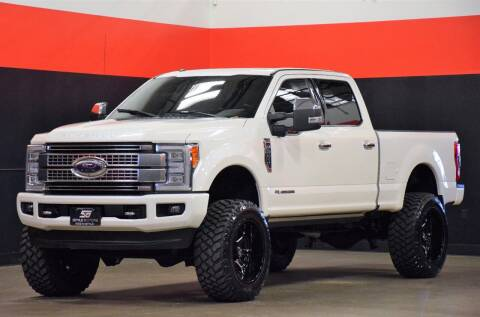 2017 Ford F-350 Super Duty for sale at Style Motors LLC in Hillsboro OR