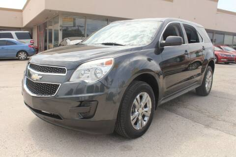 2014 Chevrolet Equinox for sale at Flash Auto Sales in Garland TX