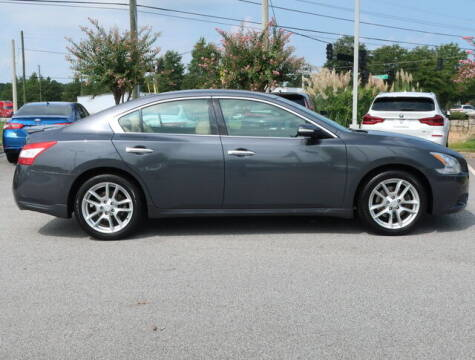 2010 Nissan Maxima for sale at Southern Auto Solutions - BMW of South Atlanta in Marietta GA