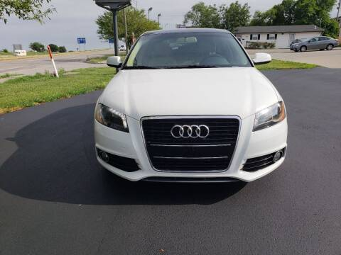 2011 Audi A3 for sale at Auto Hub in Grandview MO
