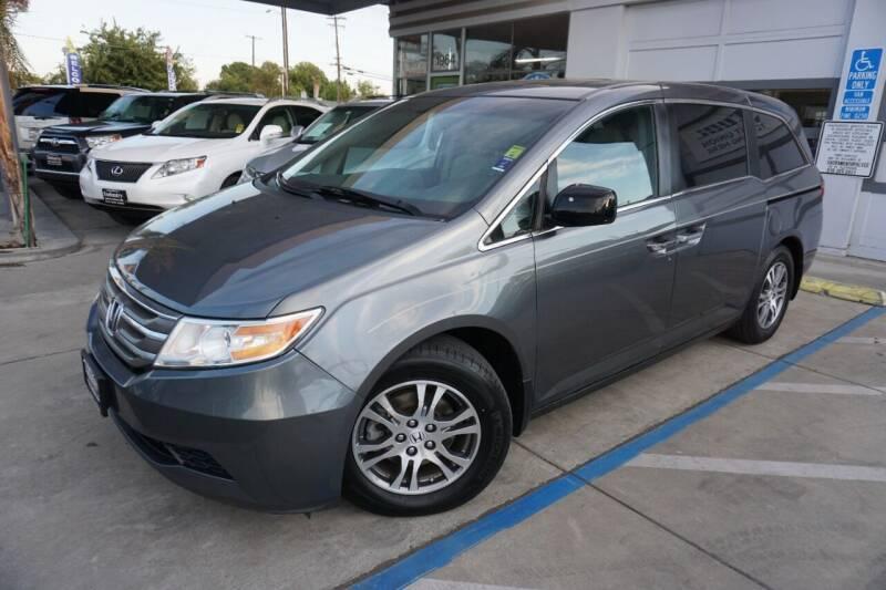 2012 Honda Odyssey for sale at Industry Motors in Sacramento CA