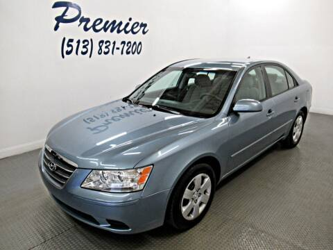 2010 Hyundai Sonata for sale at Premier Automotive Group in Milford OH