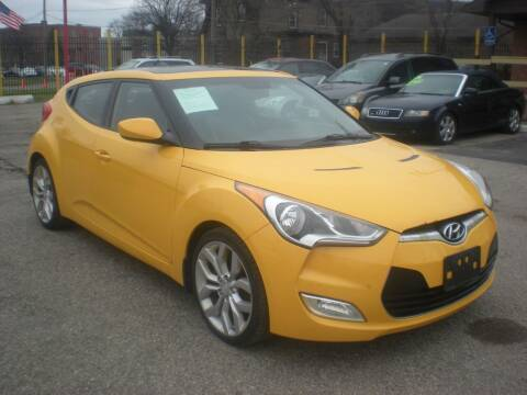 2012 Hyundai Veloster for sale at Automotive Center in Detroit MI