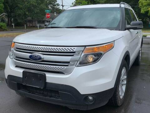2012 Ford Explorer for sale at Consumer Auto Credit in Tampa FL