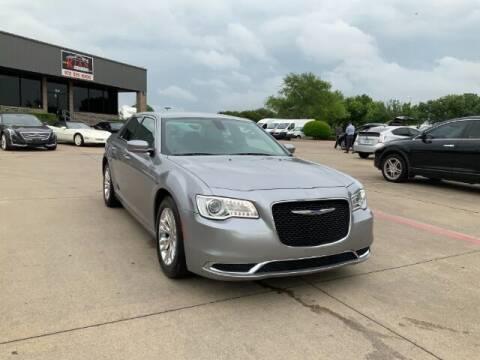 2018 Chrysler 300 for sale at KIAN MOTORS INC in Plano TX