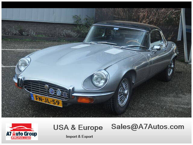 1972 Jaguar E-Type for sale at A7 AUTO SALES in Holly Hill FL