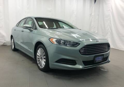 2014 Ford Fusion Hybrid for sale at Direct Auto Sales in Philadelphia PA