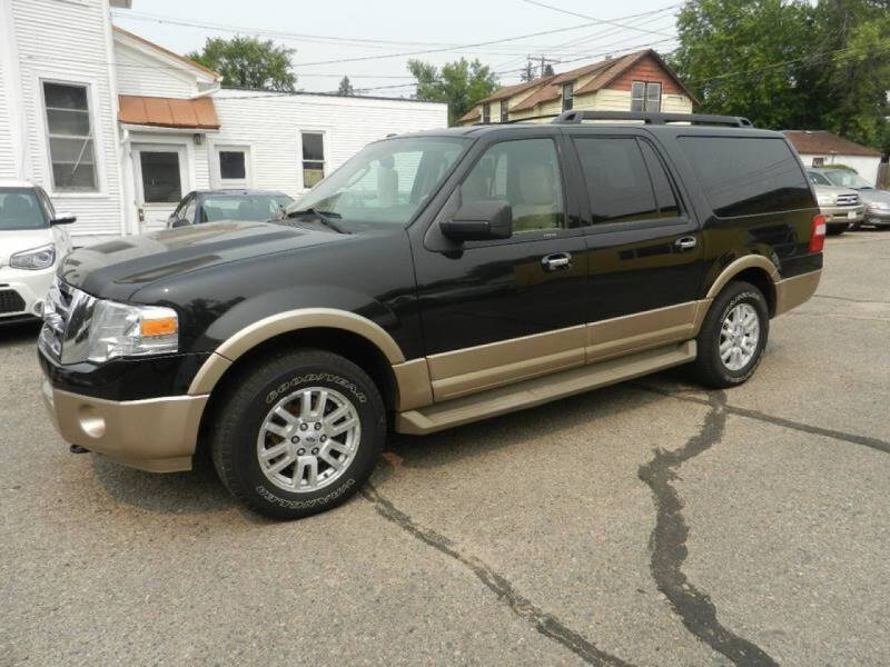 2013 Ford Expedition EL for sale at Affordable Motors in Jamestown ND