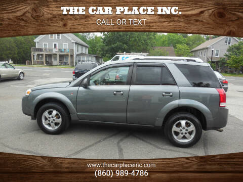 2007 Saturn Vue for sale at THE CAR PLACE INC. in Somersville CT
