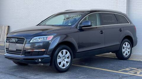 2007 Audi Q7 for sale at Carland Auto Sales INC. in Portsmouth VA
