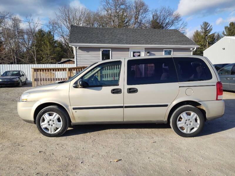 2008 Chevrolet Uplander for sale in Clare, MI