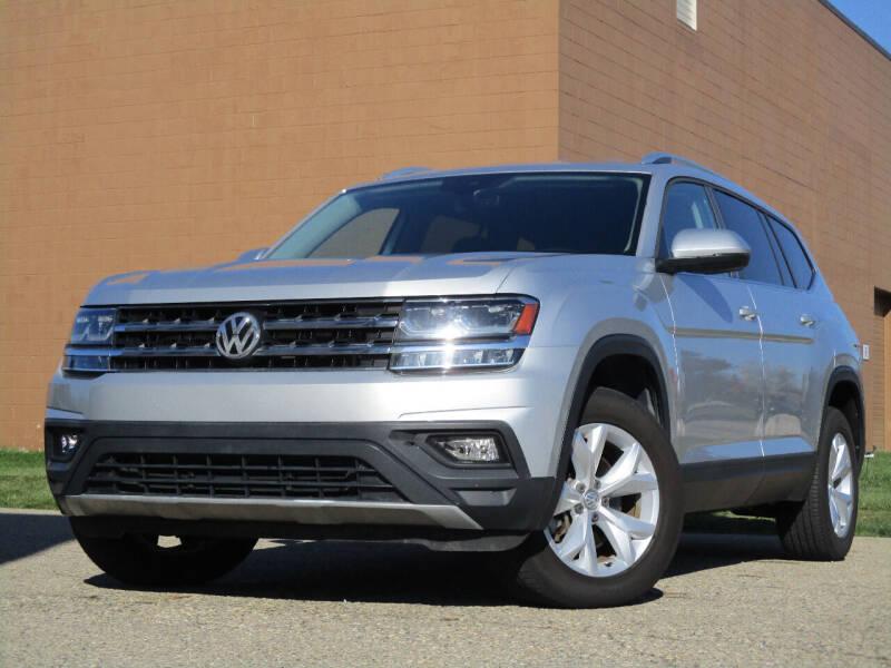 2018 Volkswagen Atlas for sale at Autohaus in Royal Oak MI