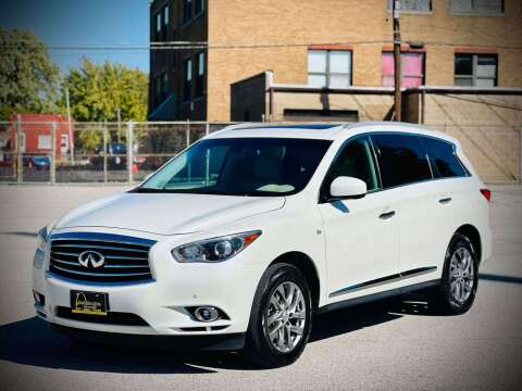 2015 Infiniti QX60 for sale at ARCH AUTO SALES in Saint Louis MO