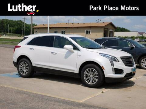 2017 Cadillac XT5 for sale at Park Place Motor Cars in Rochester MN