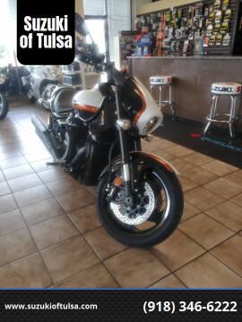 2020 Suzuki M109R B.O.S.S.  VZR1800BZM0 for sale at Suzuki of Tulsa in Tulsa OK