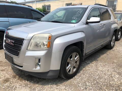 2011 GMC Terrain for sale at Philadelphia Public Auto Auction in Philadelphia PA