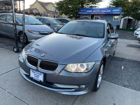 2011 BMW 3 Series for sale at KBB Auto Sales in North Bergen NJ