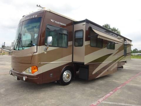 2006 Fleetwood Excursion 39V, DIESEL for sale at Top Choice RV in Spring TX