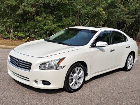 2014 Nissan Maxima for sale at Weaver Motorsports Inc in Cary NC