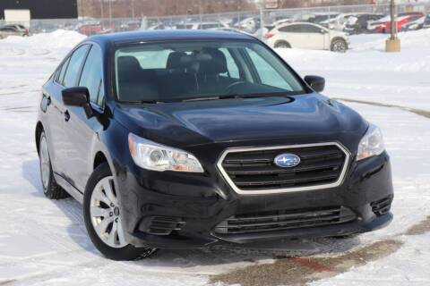 2017 Subaru Legacy for sale at Big O Auto LLC in Omaha NE