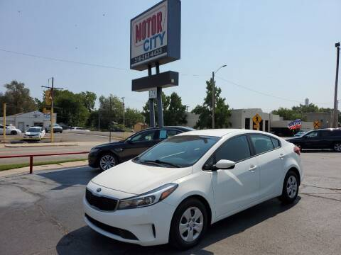 2017 Kia Forte for sale at Motor City Sales in Wichita KS