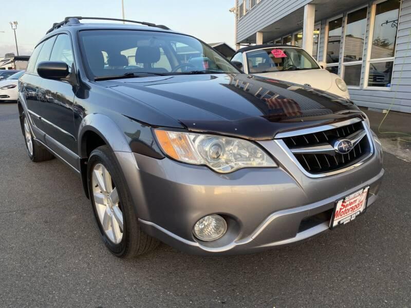 2009 Subaru Outback for sale at Salem Motorsports in Salem OR