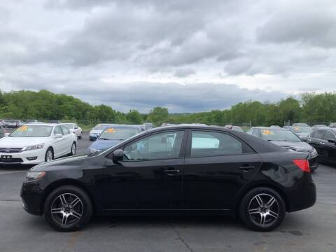 2012 Kia Forte for sale at CARS PLUS CREDIT in Independence MO