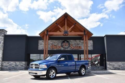 2011 RAM Ram Pickup 1500 for sale at JW Auto Sales LLC in Harrisonburg VA