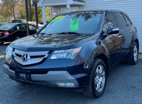 2009 Acura MDX for sale at Landmark Auto Sales Inc in Attleboro MA
