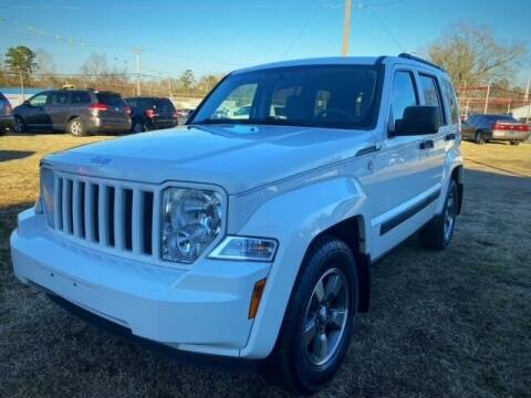 2008 Jeep Liberty for sale at Cutiva Cars in Gastonia NC
