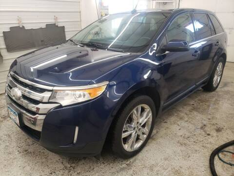 2012 Ford Edge for sale at Jem Auto Sales in Anoka MN