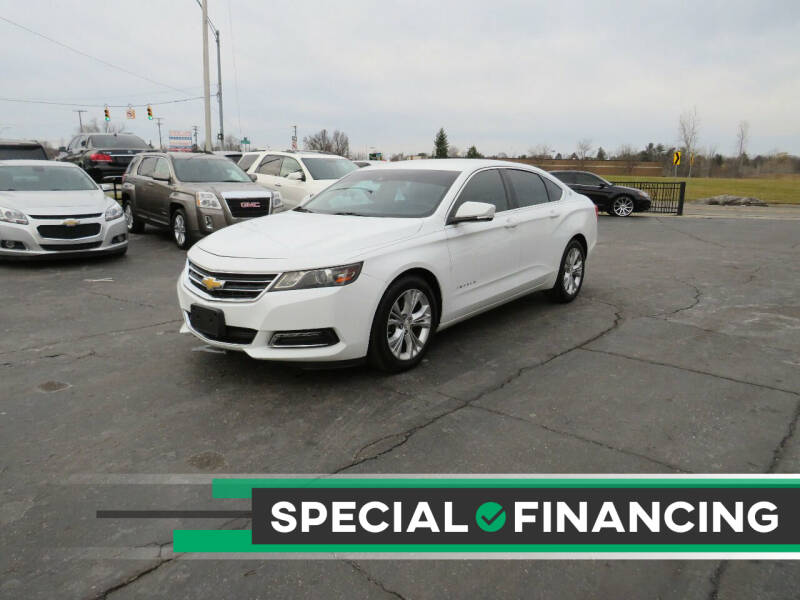 2014 Chevrolet Impala for sale at A to Z Auto Financing in Waterford MI
