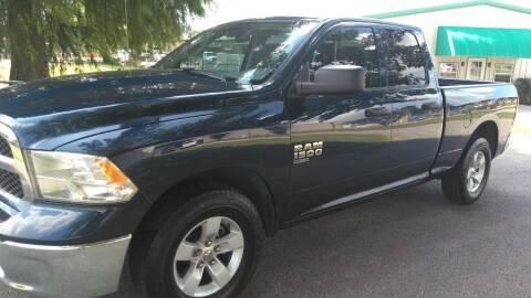 2019 RAM Ram Pickup 1500 Classic for sale at Haigler Motors Inc in Tyler TX