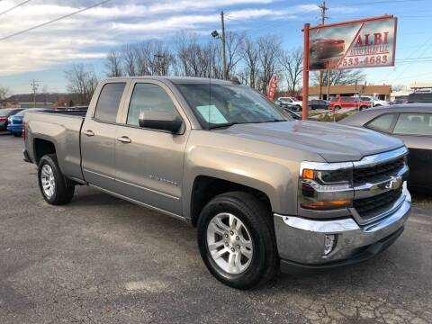 2017 Chevrolet Silverado 1500 for sale at Albi Auto Sales LLC in Louisville KY
