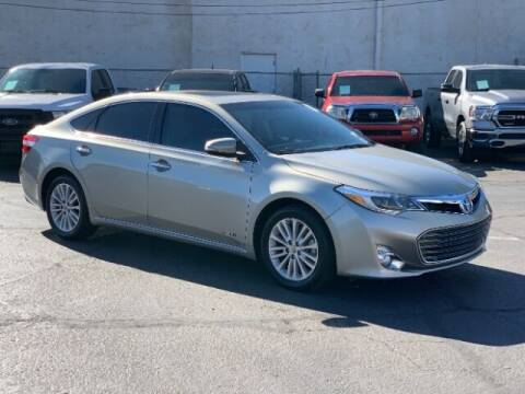 2014 Toyota Avalon Hybrid for sale at Brown & Brown Wholesale in Mesa AZ