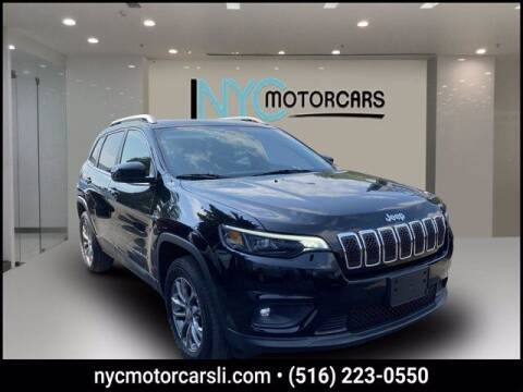 2019 Jeep Cherokee for sale at NYC Motorcars in Freeport NY