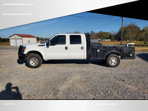 2011 Ford F-350 Super Duty for sale at Tennessee Valley Wholesale Autos LLC in Huntsville AL