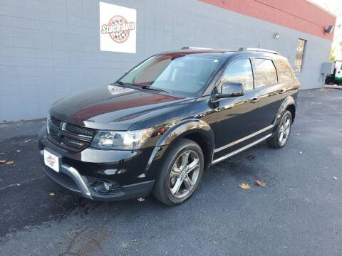 2017 Dodge Journey for sale at Stach Auto in Janesville WI
