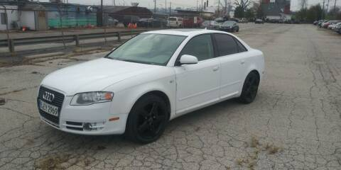 2008 Audi A4 for sale at Eddie's Auto Sales in Jeffersonville IN