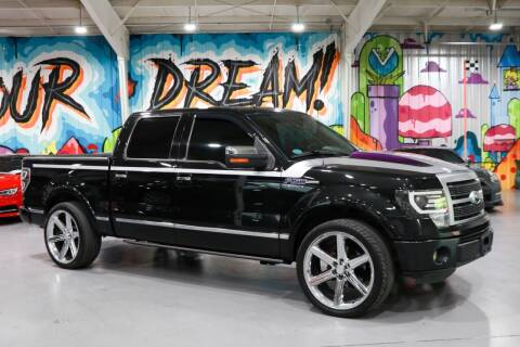 2012 Ford F-150 for sale at Alta Auto Group LLC in Concord NC
