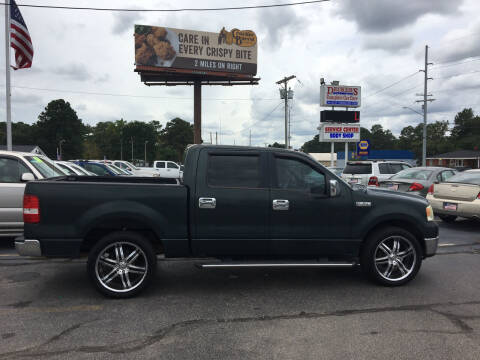 2006 Ford F-150 for sale at Deckers Auto Sales Inc in Fayetteville NC