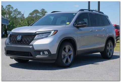 2019 Honda Passport for sale at STRICKLAND AUTO GROUP INC in Ahoskie NC