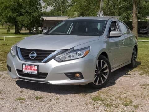 2017 Nissan Altima for sale at Auto Bankruptcy Loans in Chickasha OK