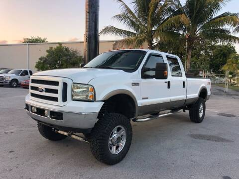 2005 Ford F-350 Super Duty for sale at Florida Cool Cars in Fort Lauderdale FL