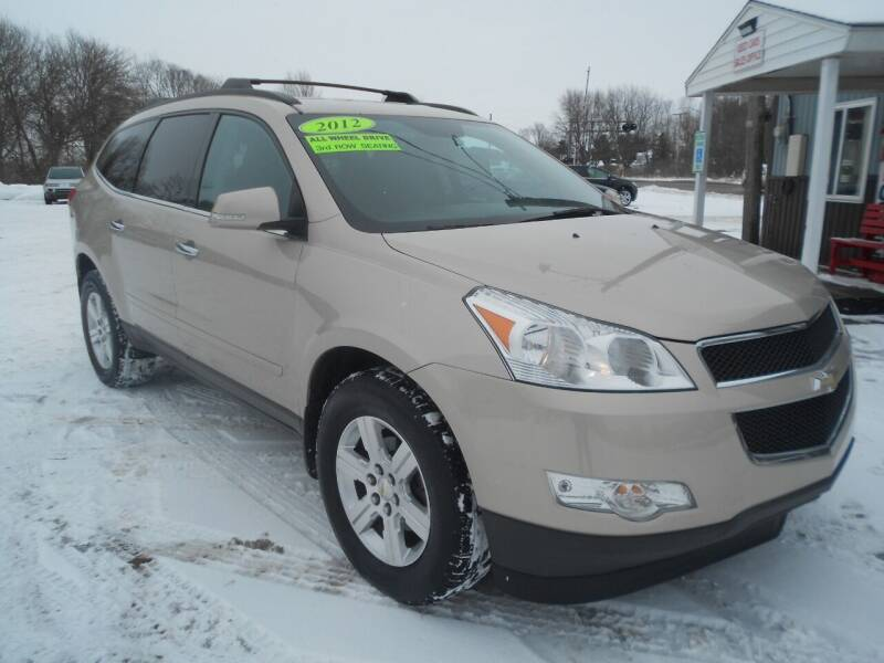 2012 Chevrolet Traverse for sale at Mark's Sales and Service in Schoolcraft MI