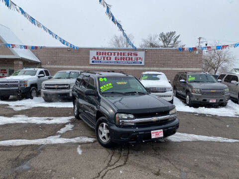 2004 Chevrolet TrailBlazer for sale at Brothers Auto Group in Youngstown OH