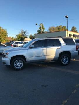 2018 Chevrolet Tahoe for sale at Lion's Auto INC in Denver CO