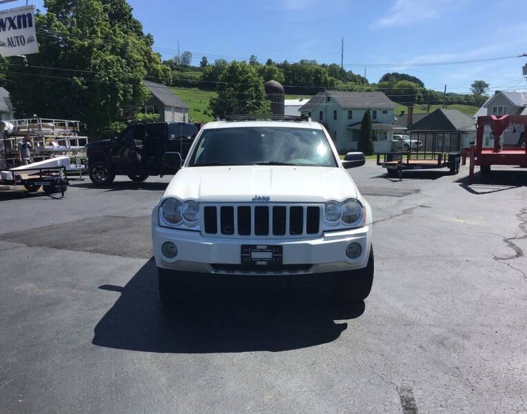 2006 Jeep Grand Cherokee for sale at WXM Auto in Cortland NY