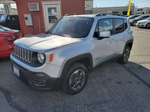 2016 Jeep Renegade for sale at Curtis Auto Sales LLC in Orem UT