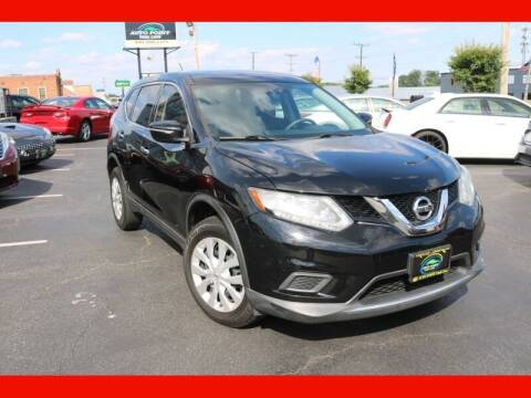 2015 Nissan Rogue for sale at AUTO POINT USED CARS in Rosedale MD